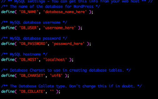 Install MySQL Database in AWS 11