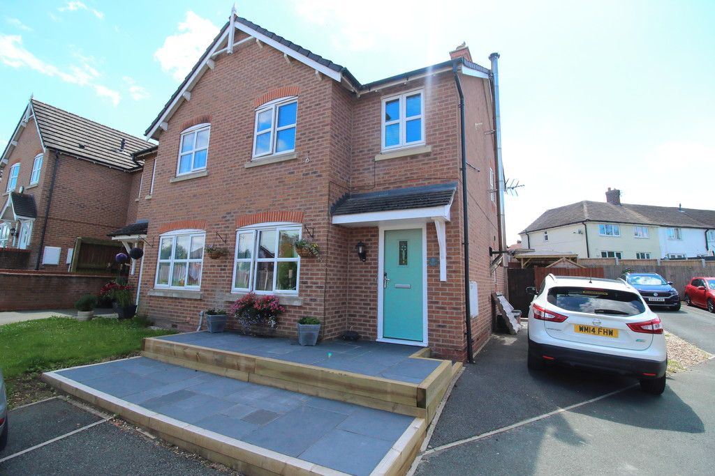 Briarwood Court, Winsford
