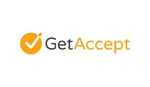 Logo of GetAccept