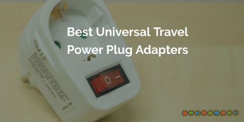 Best Universal Travel Power Plug Adapters