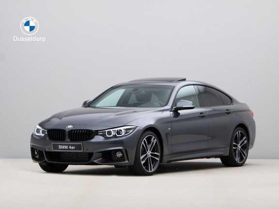BMW 4 Serie Gran Coupé Exe. M-Sport 418i