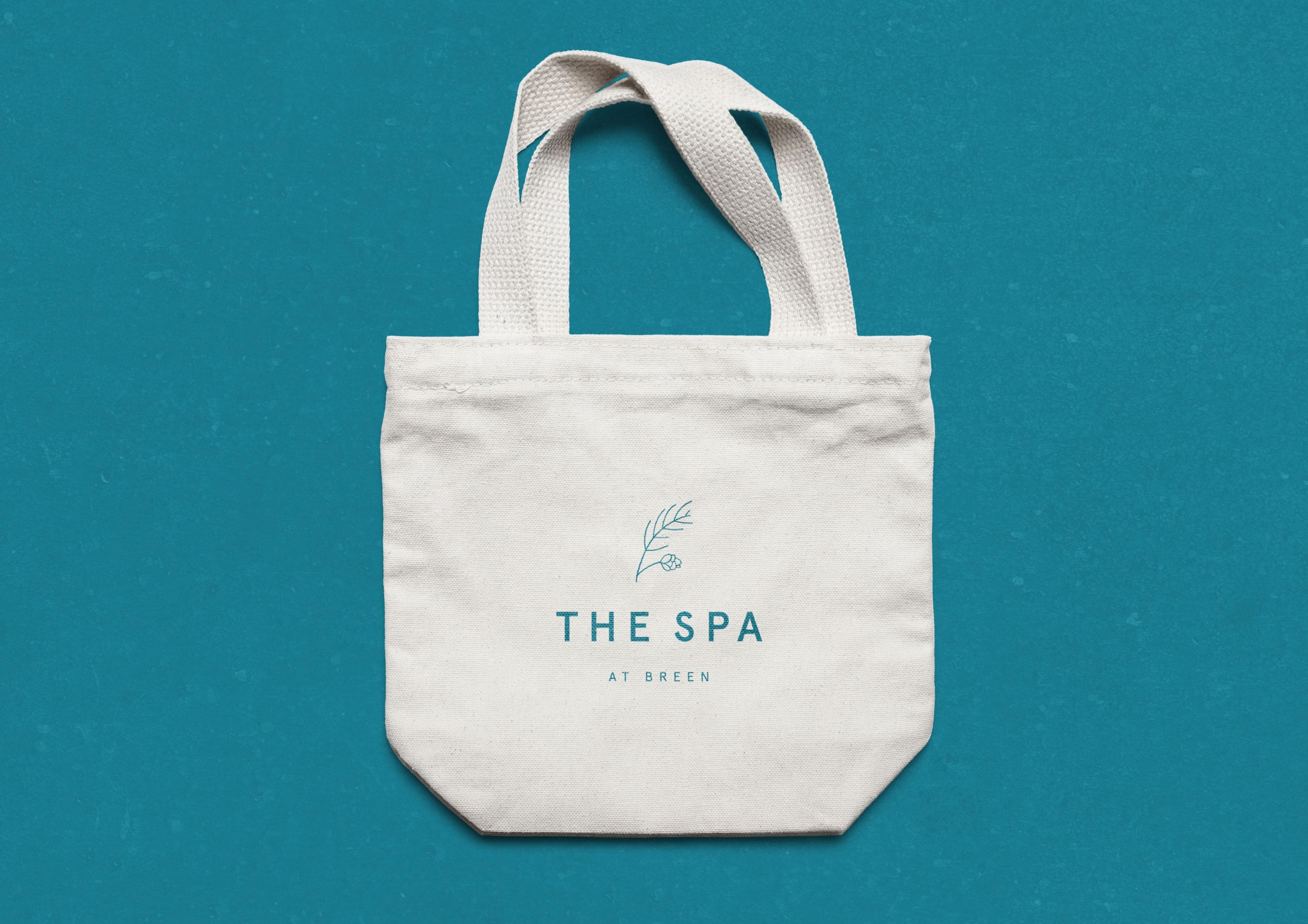 Packaging design for nordic spa, BREEN, designed by Jack Watkins