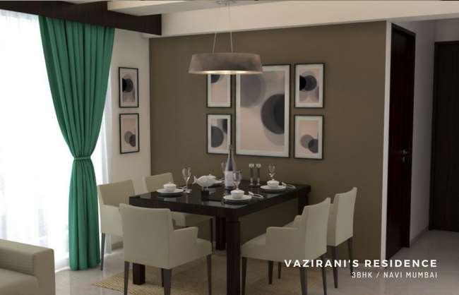 Vazirani's Residence 3BHK Navi Mumbai