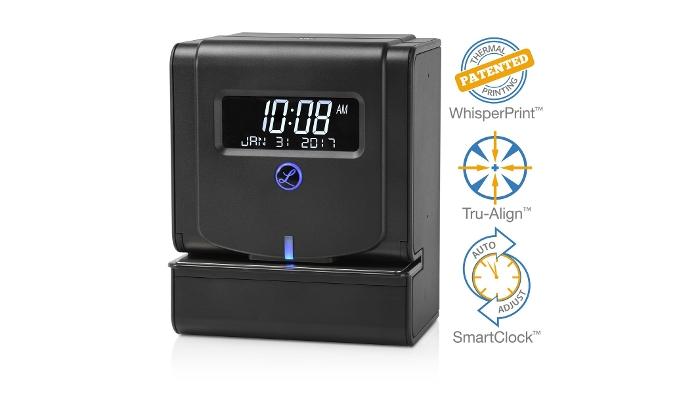 2100HD Heavy-Duty Time Clock