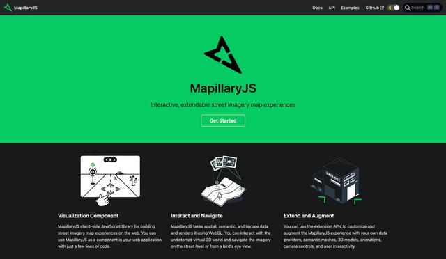 MapillaryJS