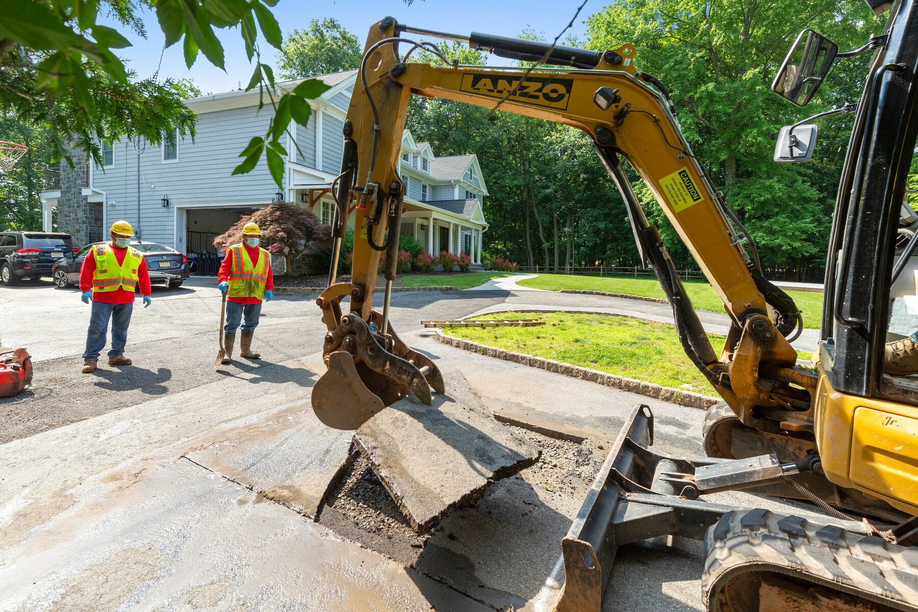 Sewer Septic Line Image 2