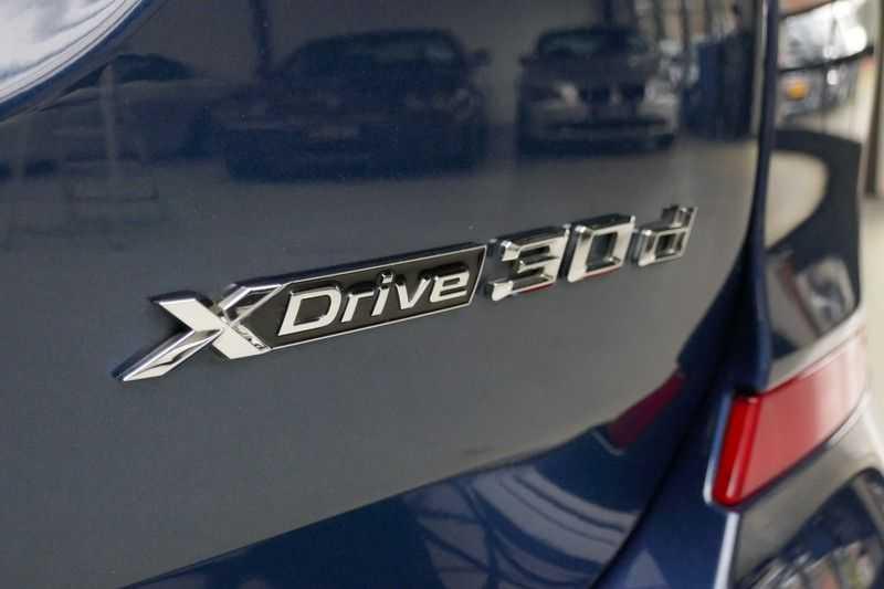 BMW X3 xDrive30d High Executive M Sport Edition afbeelding 15