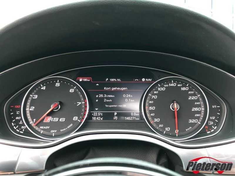 Audi RS6 Avant 4.0 TFSI Performance Facelift Carbon afbeelding 20