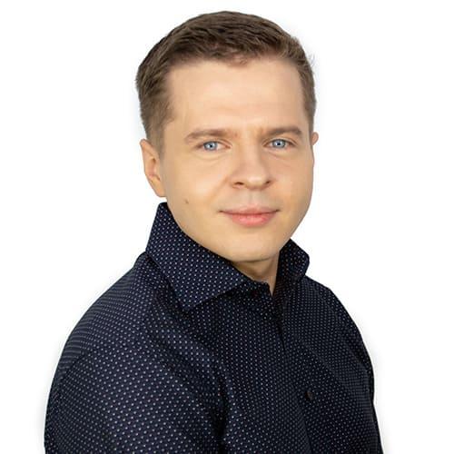 company team Bartosz Górski