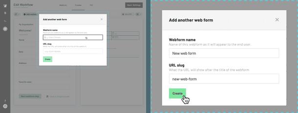 Add webform 2