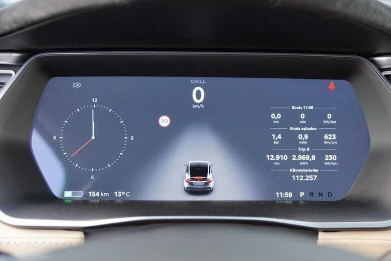 Tesla Model X 90D Base 6p. 6-Persoons / Panoramadak / Camera / Luchtvering / 112dkm NAP / NL-Auto afbeelding 6