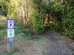 Moumoukai Farm track