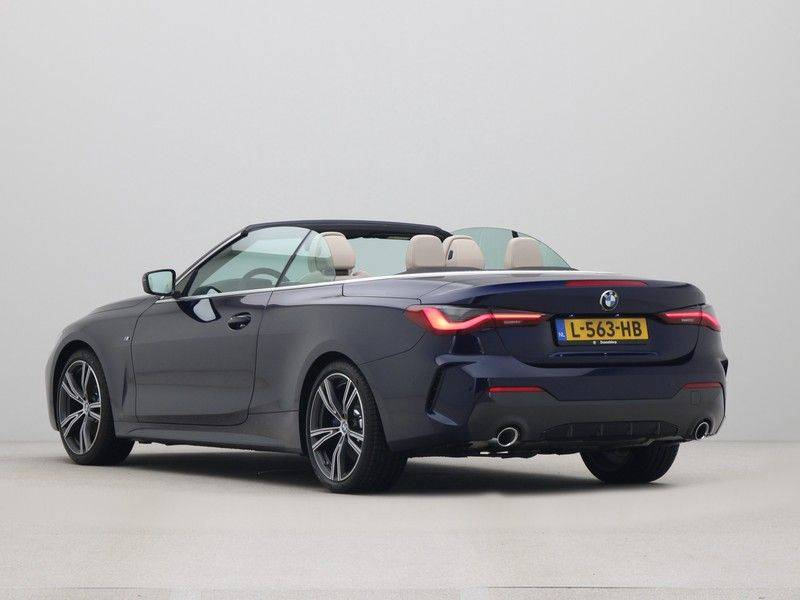 BMW 4 Serie Cabrio 420i High Executive M-Sport Automaat afbeelding 16