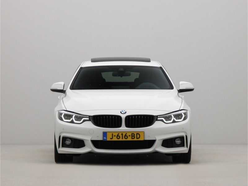 BMW 4 Serie Gran Coupé 420i High Executive M-Sport Automaat afbeelding 5