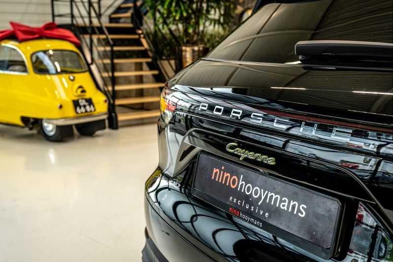 Porsche Cayenne 3.0 E-Hybrid | Panorama | Memory | 360 gradencamera | Sport Chrono | DAB afbeelding 5