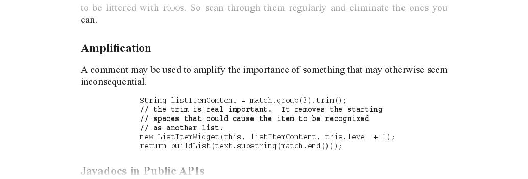Clean Code, p.59.