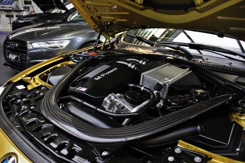 """BMW M3 Competition DCTA 450pk **IPE Uitlaat/20"""" Vorsteiner/HUD/Harm.Kardon/Schuifdak** afbeelding 15"""
