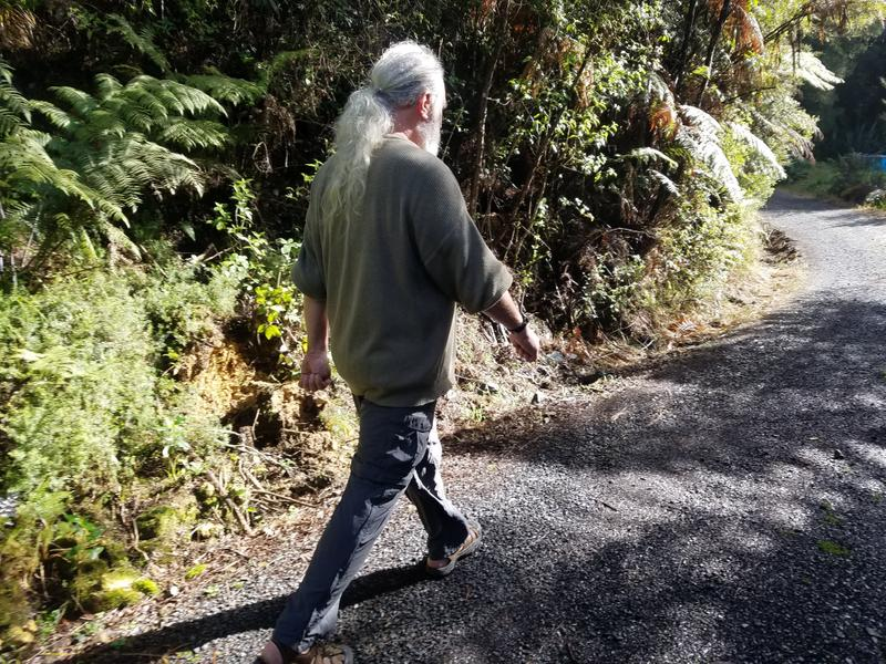 One million steps in New Zealand