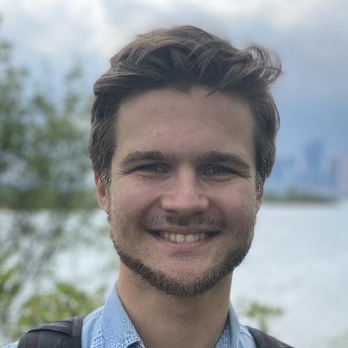 Headshot of Tim Romanski