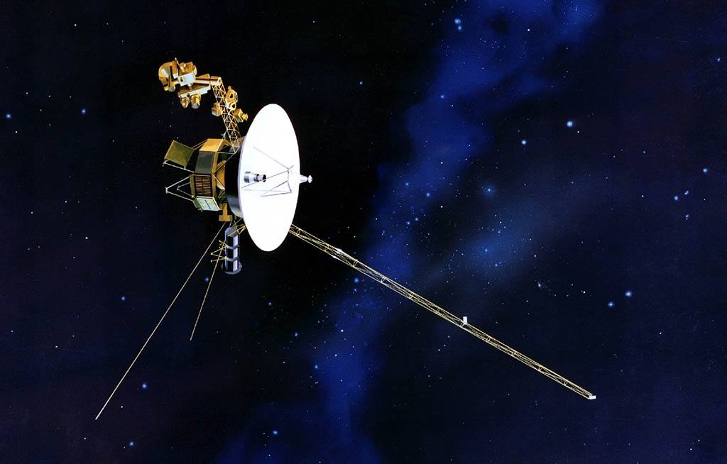 What were the Voyager Missions?
