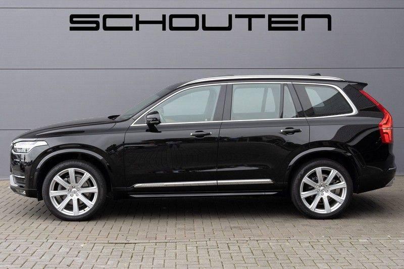 "Volvo XC90 2.0 D4 190pk AWD Inscription 7-pers. Pano Leer Camera 21"" afbeelding 10"