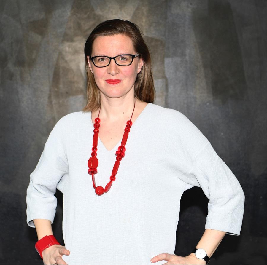 Portrait von Nina Schedlmayer