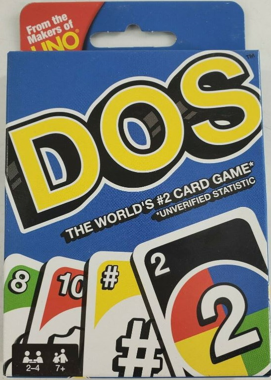 Dos Card Game (2018)