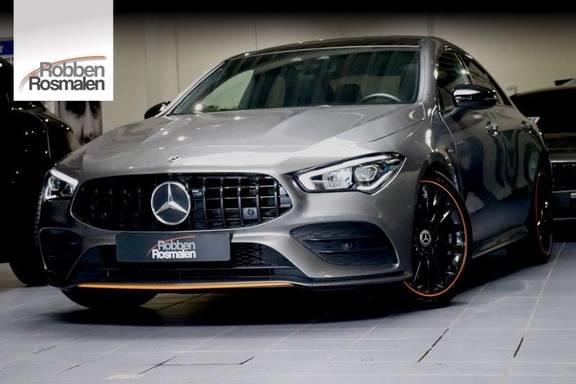 Mercedes-Benz CLA-Klasse 200/Edition 1/Pano/Nightpack