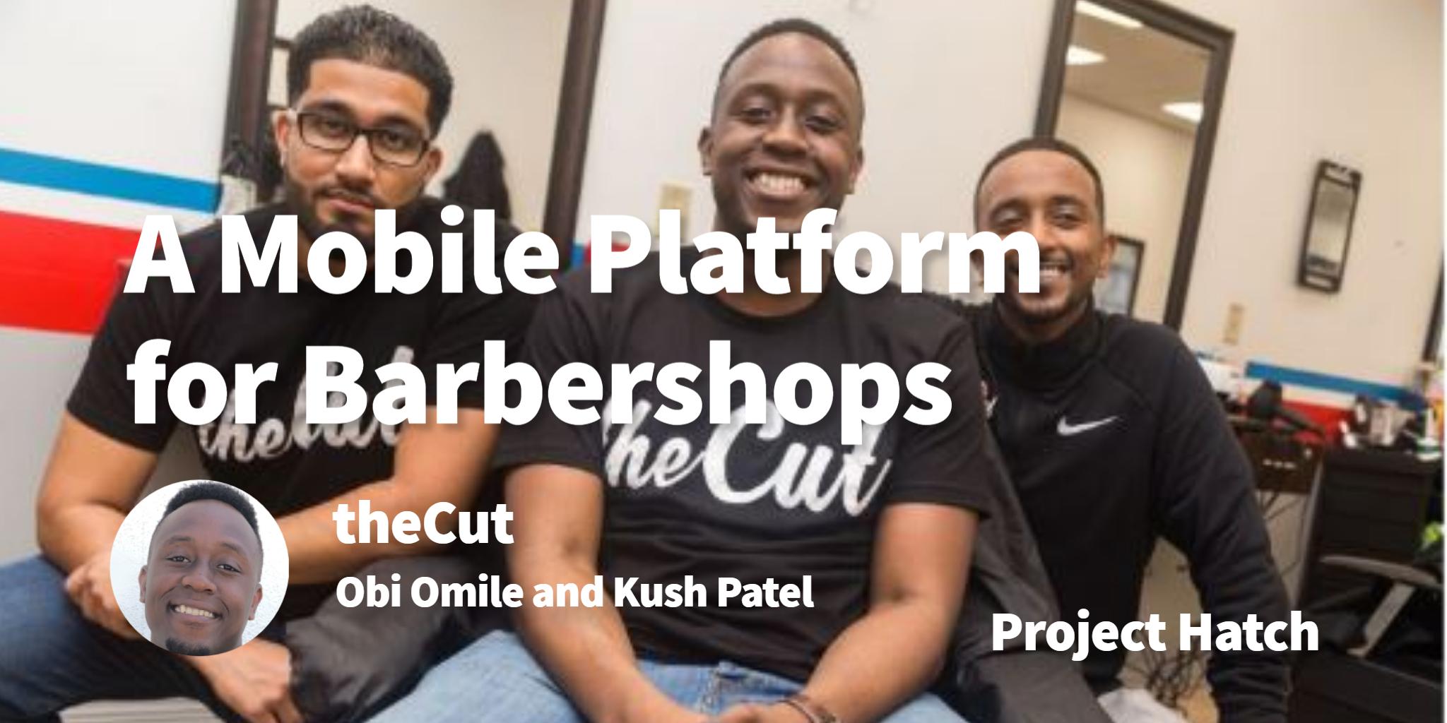 theCut Obi Omile and Kush Patel