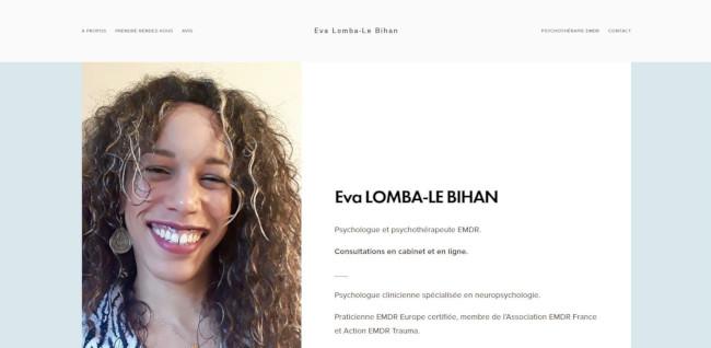 Eva Lomba Le-Bihan's home page
