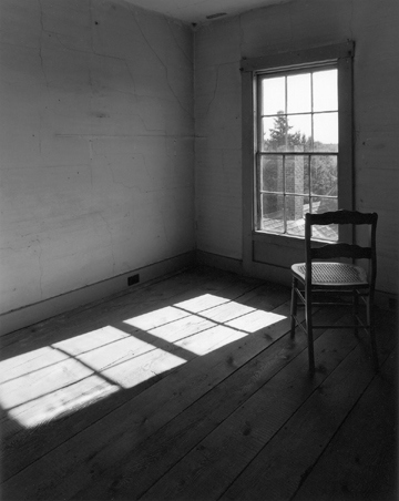 Chair & Window - Variation on Theatre - Empty Boxes 2013