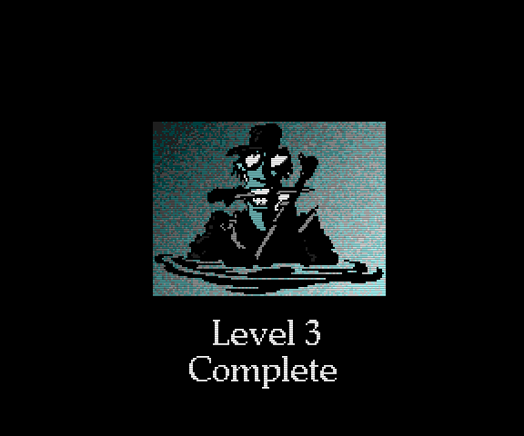 Level 3 Complete