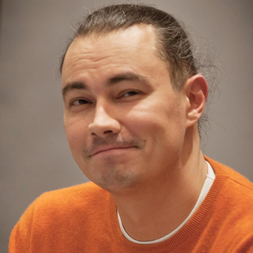 Жора Крыжовников (Андрей Першин). Источник: ru.wikipedia.org / Dmitry Rozhkov