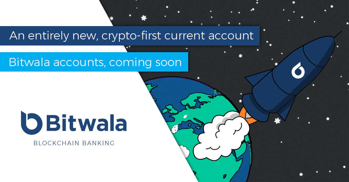 Bitwala accounts are coming soon