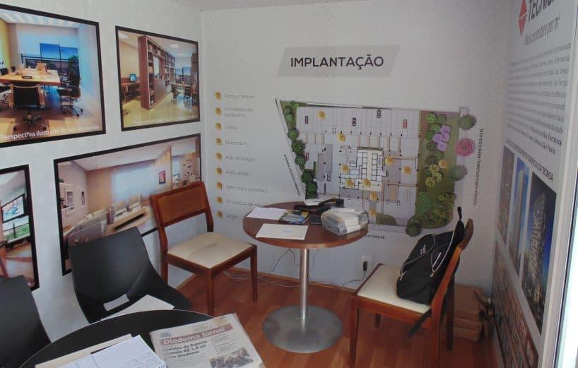 Tecnisa - Condomínio de Edifícios Residencial - Diadema, SP