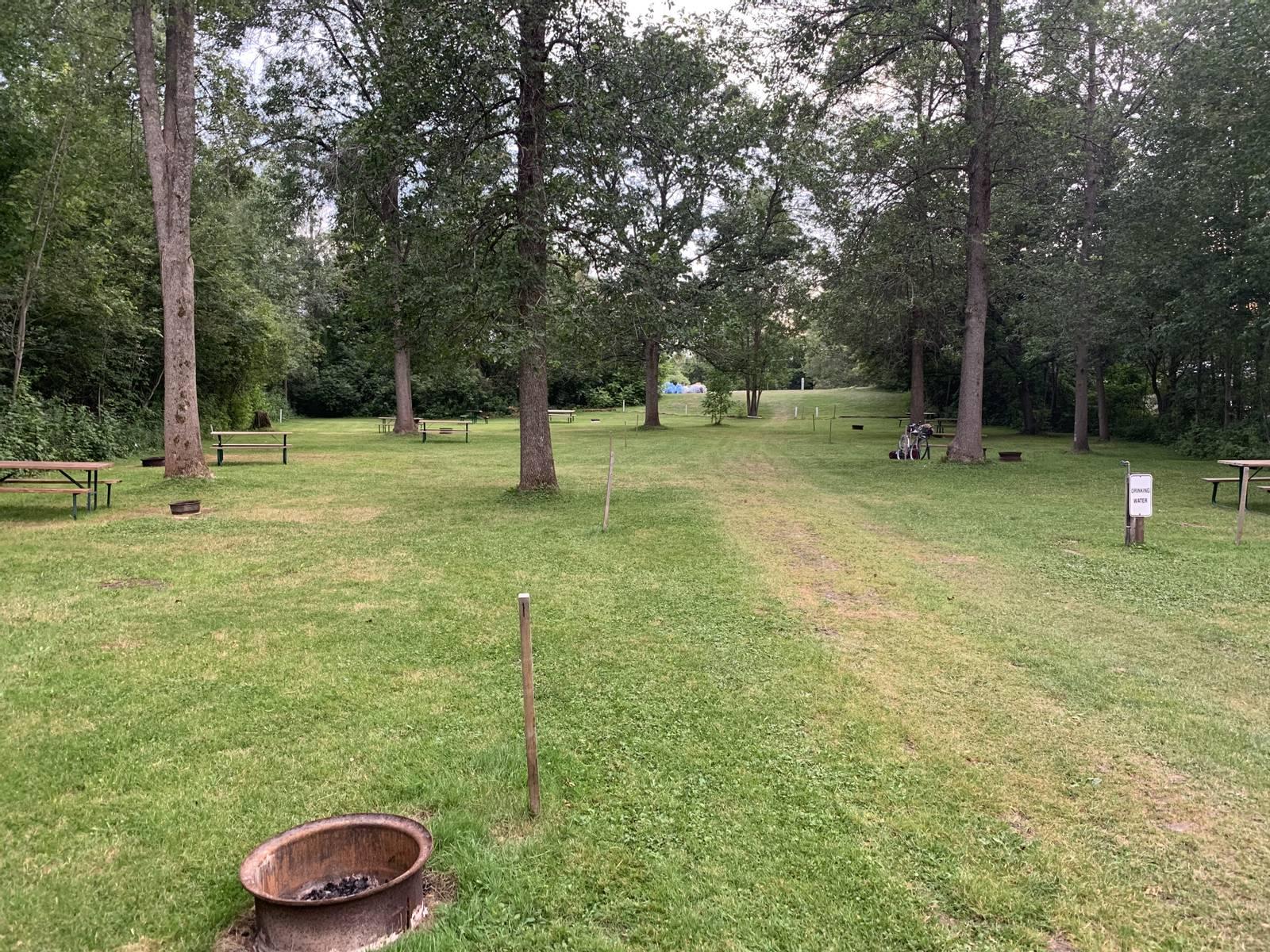 Bayfort Camp campground