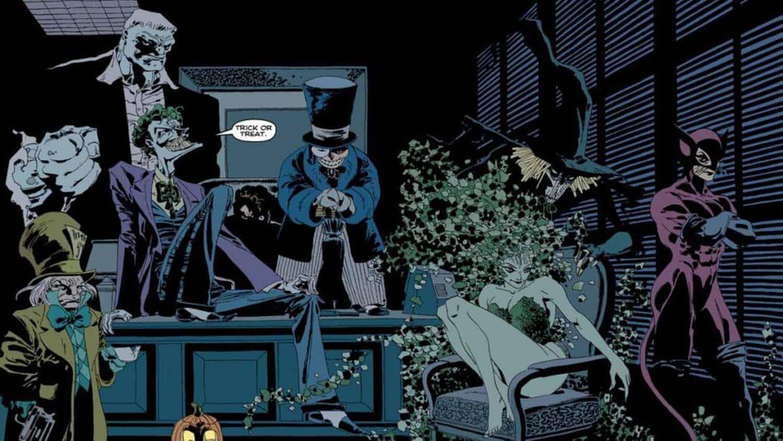 As HQs que inspiraram The Batman