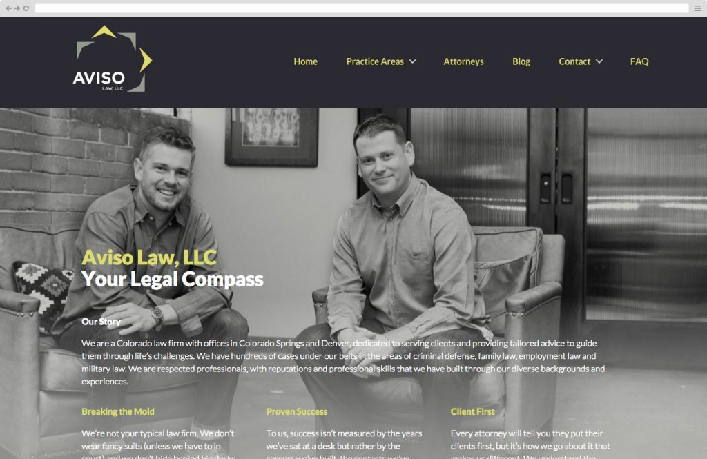 Aviso Law | Denver Trial Lawyers
