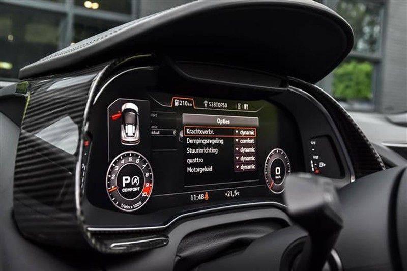 Audi R8 V10 PERFORMANCE B&0+SCHAALSTOELEN+CARBON NP.336K afbeelding 21