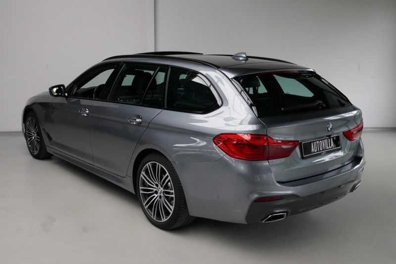 BMW 5 Serie Touring 520d High Executive M-sport afbeelding 5