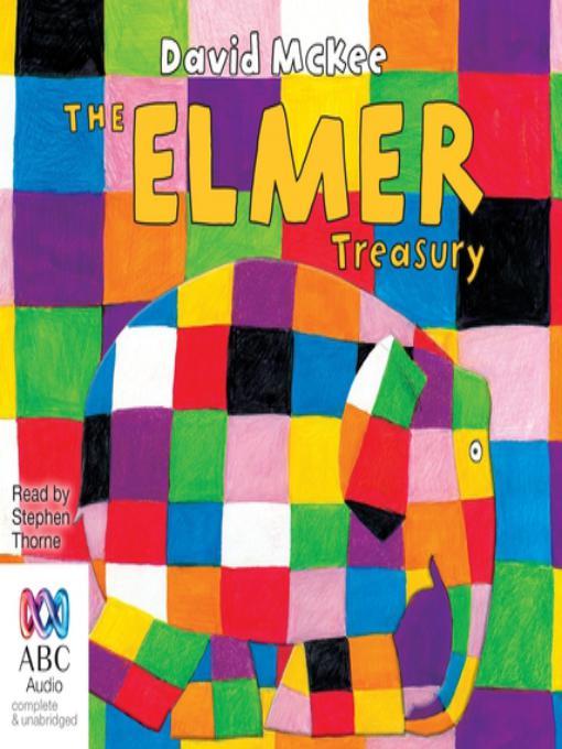 The Elmer Treasury by David McKee