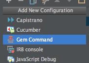 gem command