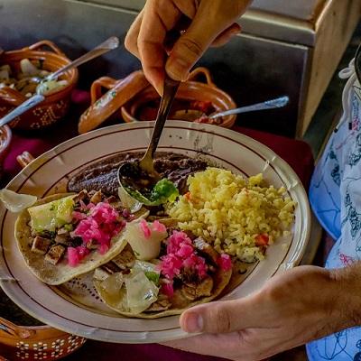 prueba nuevos sabores yucatecos en los 7 cenotes