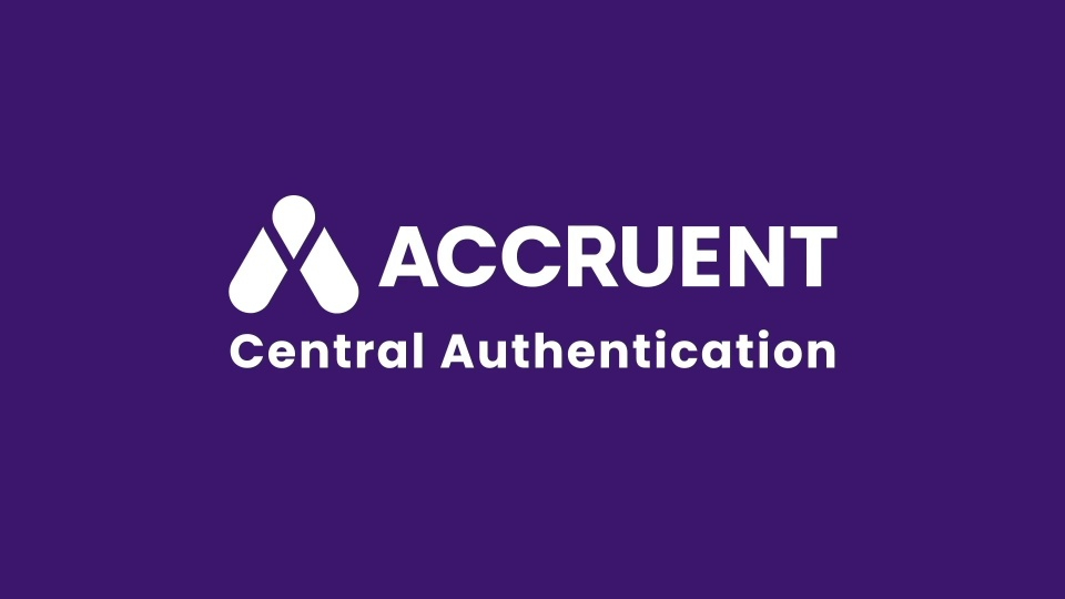 Accruent - Resources - Videos - Accruent Central Authentication for SSO - Hero