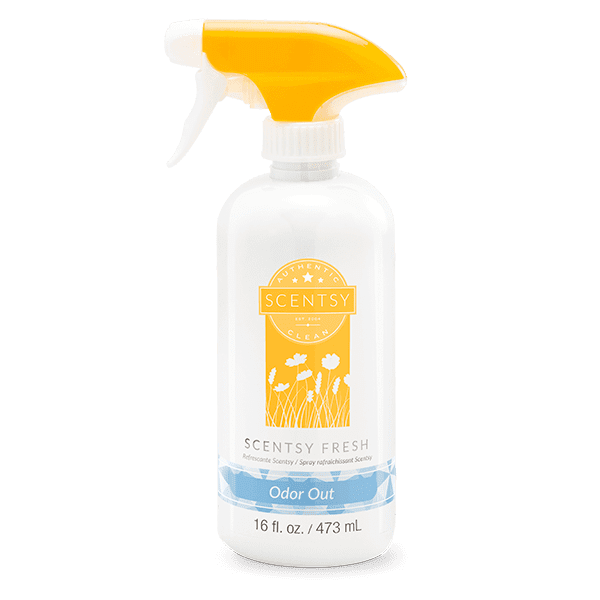 Odor Out Scentsy Fresh
