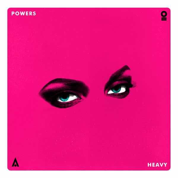 album art for Heavy by Powers