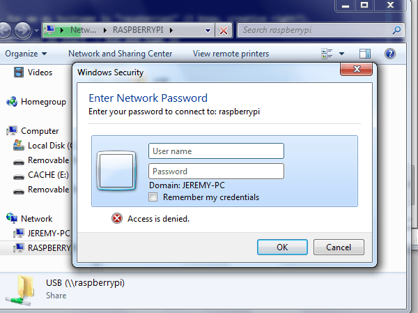 Raspberry Pi File Server