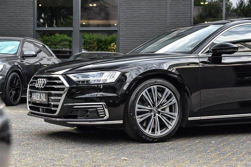 Audi A8 60 TFSI E HYBRID MASSAGE+4WSTURING+360CAMERA afbeelding 13