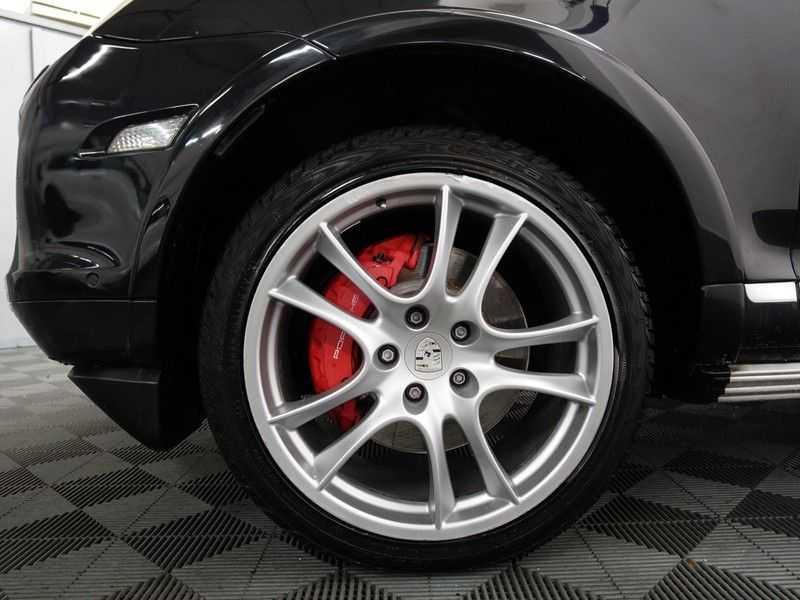 Porsche Cayenne 4.8 Turbo 500pk Autom, Schuifdak, Leer, Bose, Xenon, Memory, Full! afbeelding 20