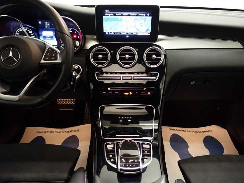 Mercedes-Benz GLC 250D 4MATIC 9G- AMG Night Edition, Pano, Rijassistentiepakket,Leer, Full afbeelding 21